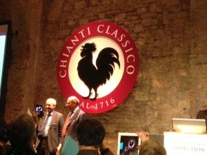 Il nuovo logo del Chianti Classico