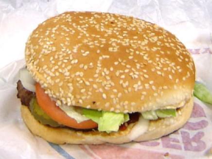 "Un ""Whopper"" McDonald's o Burger King"