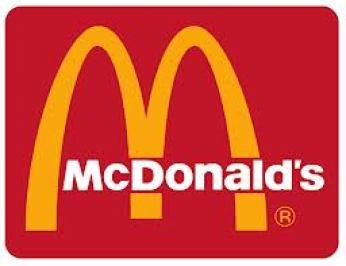 logo McD mcdonald's o burger king