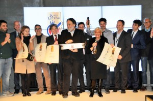 Premiazione King of Catering a Taste2013